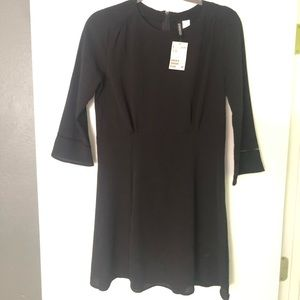NWT LITTLE BLACK DRESS FROM H&M SZ 10.